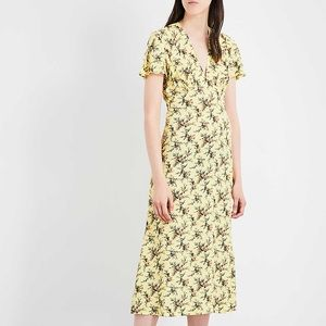 Sandro Floral Dress (Small)